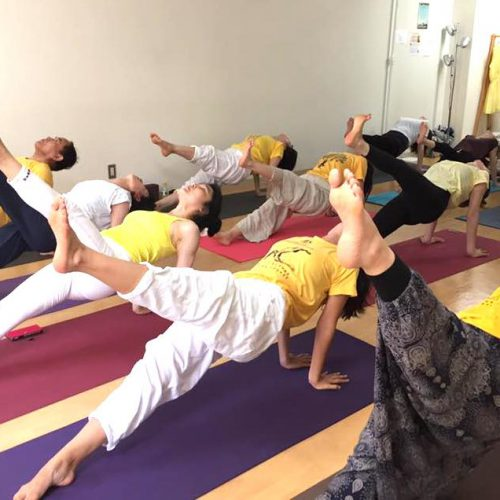yogaを深めるためにわたしが実践したこと