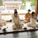 『伊弉諾神宮 奉納演奏 with 毎朝のワーク』 2021.7.17 @淡路島 させていただきました。